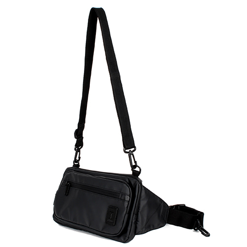 [TSL-301] TRAVELERS BLACK CROSS BAG (품절)